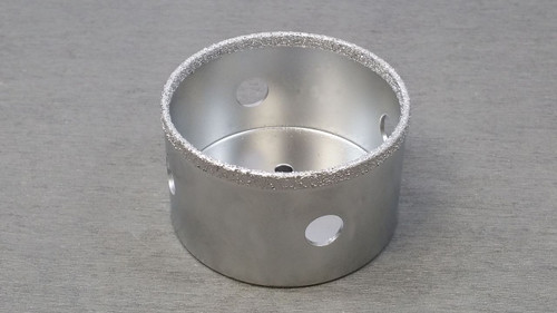 "2-1/2"" Unmounted Diamond Hole Saw"