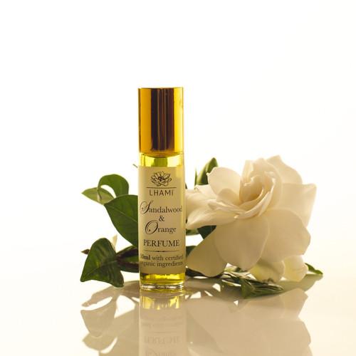 Sandalwood & Orange Perfume 10ml