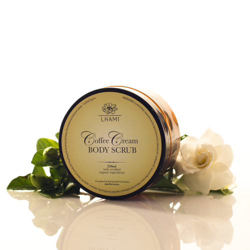 Coffee Cream Body Scrub 250ml
