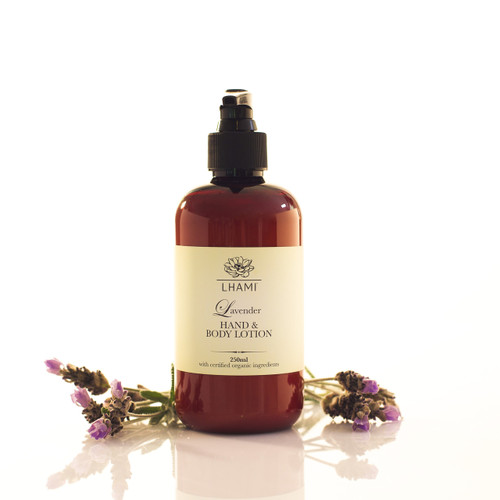 Lavender Hand & Body Lotion 250ml