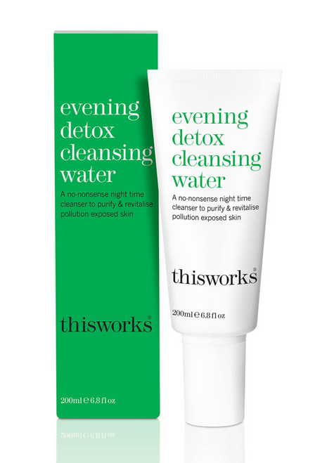 Evening Detox Cleansing Water