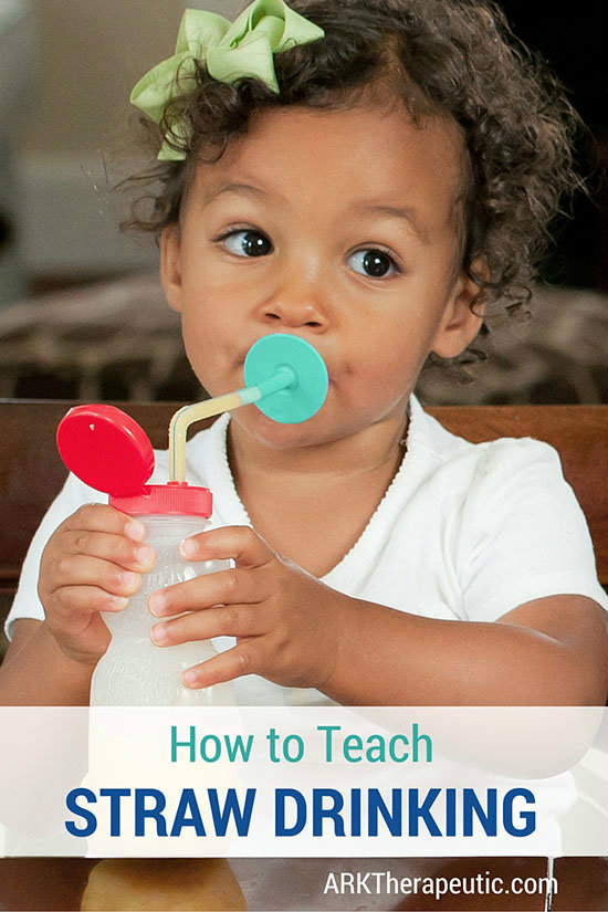 How To Teach Straw Drinking Ark Therapeutic