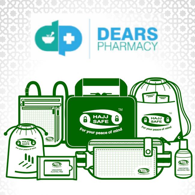 Hajj Safe launches at Dears Pharmacy!