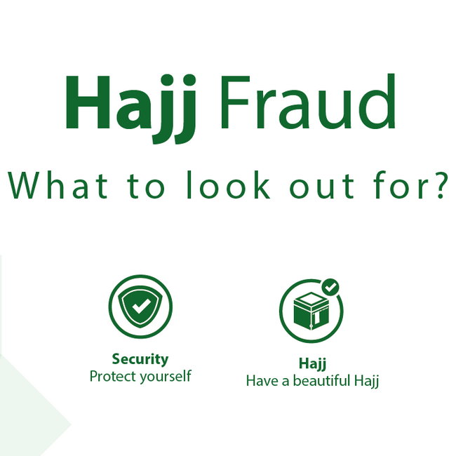Protect Yourself from Hajj Fraud