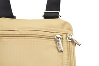 Hajj Safe - Secure Side Bag & Neck Bag - With 3 Secure Zipped Pockets