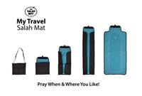 Travel Prayer Mat (8 FOLD ROSETTE)