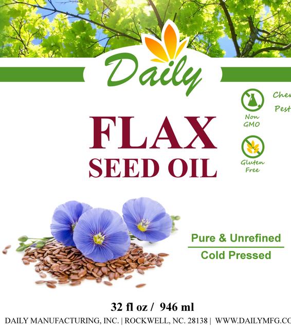 Flax Seed Oil | 32 fl oz