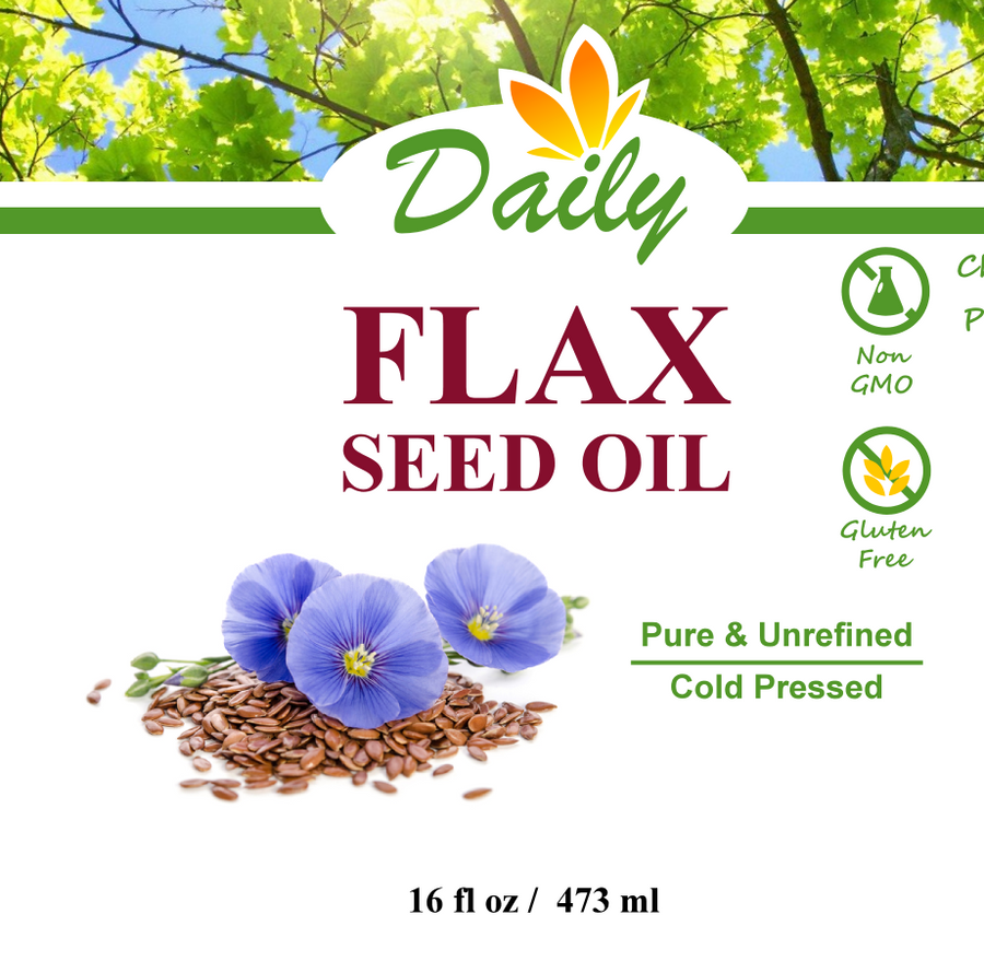 Flax Seed Oil | 16 fl oz
