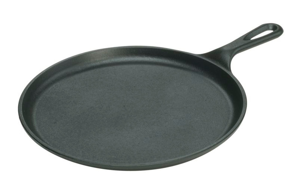 "Cast Iron 10.5"" Round Griddle"