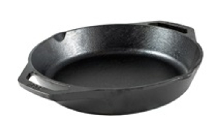 "Cast Iron 10.25"" Pan"