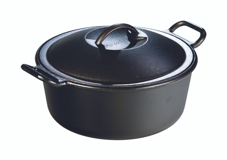 Pro Logic Cast Iron 4 Quart Dutch Oven