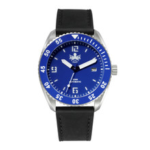 PHOIBOS REEF MASTER PY016B 300M Automatic Diver Watch Blue