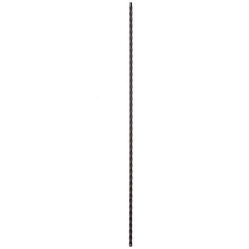 hammered straight bar