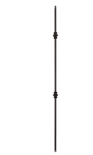 iron balusters from lighted landings chesterfield, mo