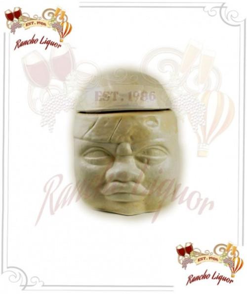 Mayan Decorative Buddha Head Tequila