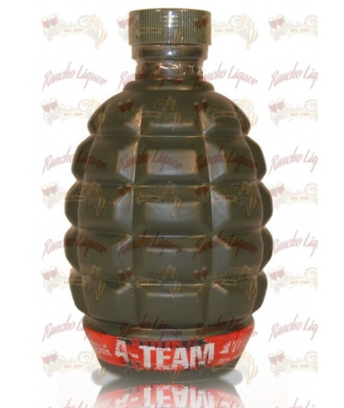 A-Team Grenade Vodka