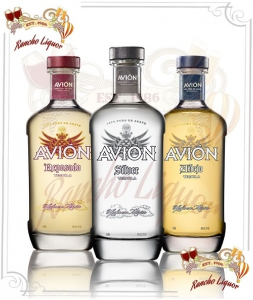 Avion Tequila 3 Pack 750mL