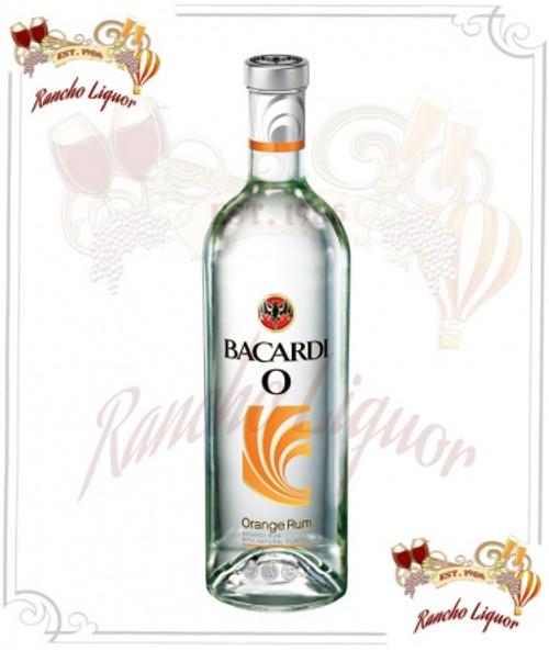 Bacardi O Rum 750mL