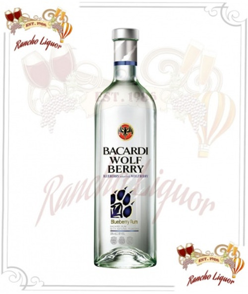 Bacardi Wolf Berry 750mL