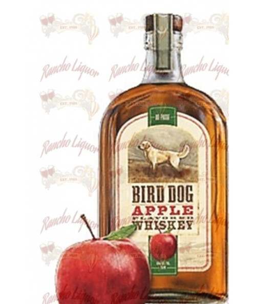 Bird Dog Apple Flavored Whiskey 750 m.L.