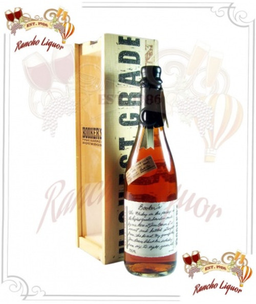 Bookers 6 Year Bourbon Whiskey