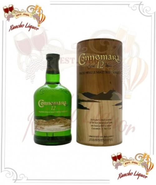 Connemara 12 Year Single Malt Irish Whiskey 750mL