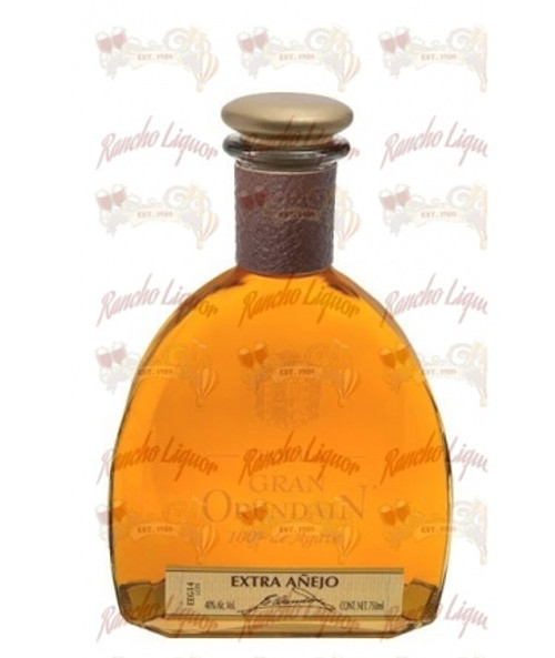 Gran Orendain Extra Anejo Tequila 750mL