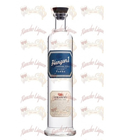 Hanger One Vodka Straight 750mL