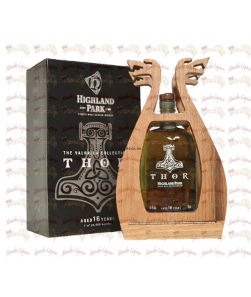 Highland Park Thor Aged 16 Years 750.M.L