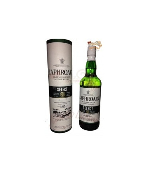 Laphroaig Select Single Mallt Scotch Whiskey 750.ML 80 Proof