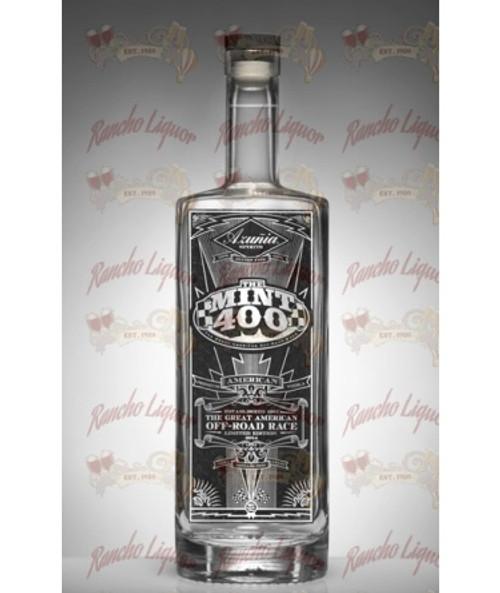 Limited Edition 2014 Mint 400 Azunia Vodka 750mL