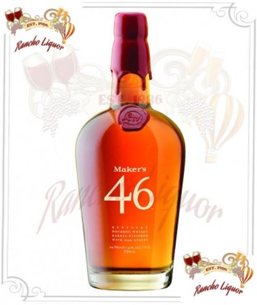 Maker's Mark 46 Kentucky Bourbon Whiskey 750mL