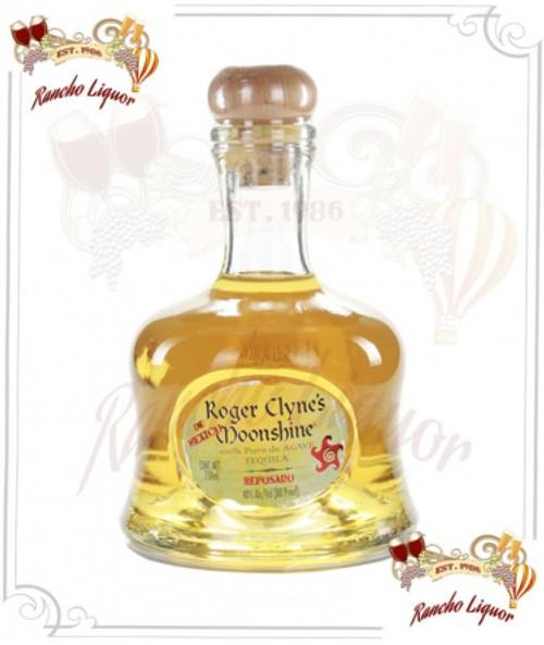 Roger Clyne's Mexican Moonshine Tequila Reposado 750mL