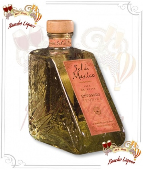 Sol de Mexico Tequila Reposado 750mL