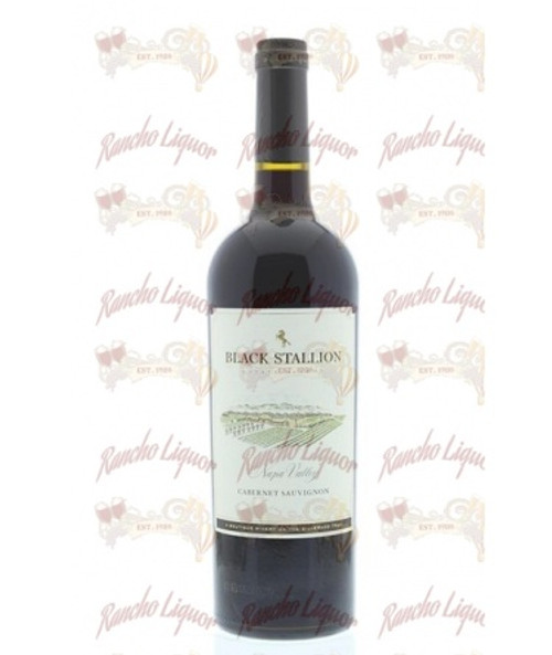 Black Stallion Estate Winery Cabernet Sauvignon Napa Valley 750 mL