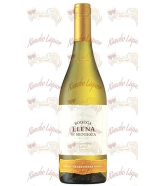 Bodega Elena de Mendoza Chardonnay 750mL