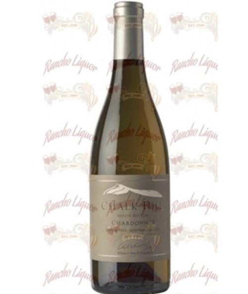 Chalk Hill Chardonnay, Estate Bottled Sonoma County 750mL