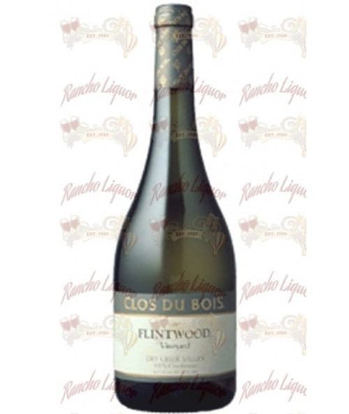 Clos Du Bois Chardonnay Flintwood Vineyard 750mL