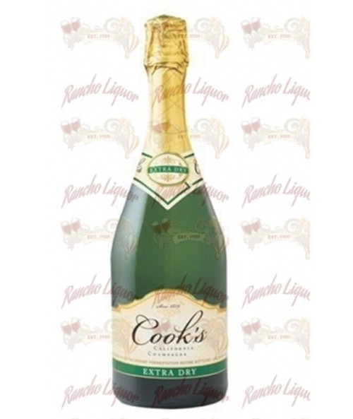 Cook's Champagne Extra Dry 750 m.L.