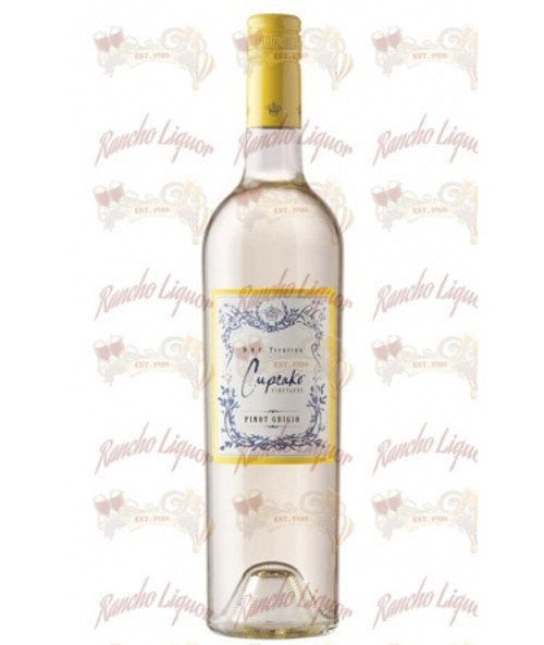 Cupcake Vineyards Pinot Grigio 750mL