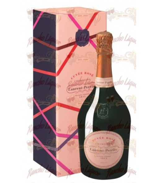 "Laurent-Perrier ""Cuvee Rose"" Brut Rose Champagne 750mL"