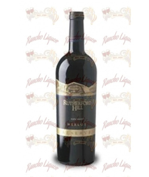 Rutherford Hill Merlot Reserve 750 mL