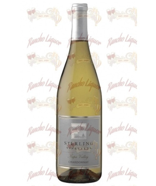 Sterling Vineyards Napa Valley Chardonnay 750mL