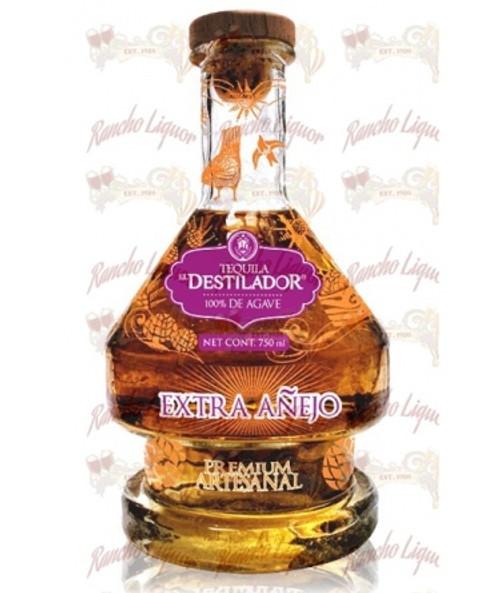 Destilador Artesenal Extra Anejo 750 m.L.