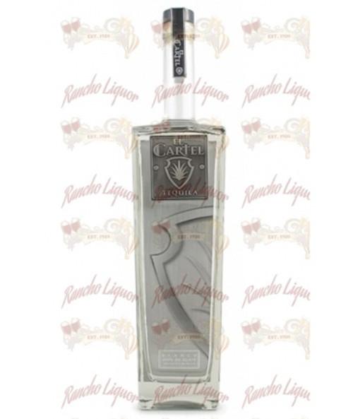 El Cartel Silver Tequila 750mL