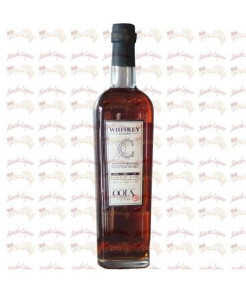 OOLA Discourse C American Whiskey 750 m.L.