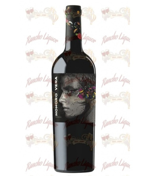 Honoro Vera Garnacha Red Wine Blend 750mL