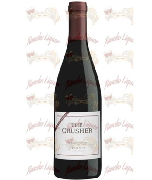 The Crusher Pinot Noir Clarksburg Vineyards 750mL