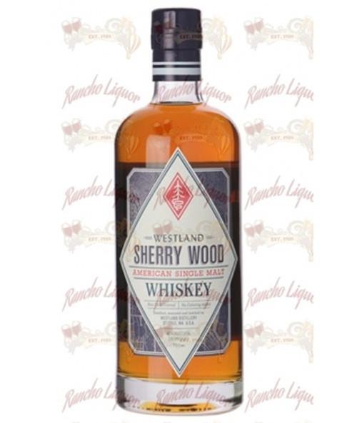 Westland Sherry Wood Single Malt Whiskey 750mL