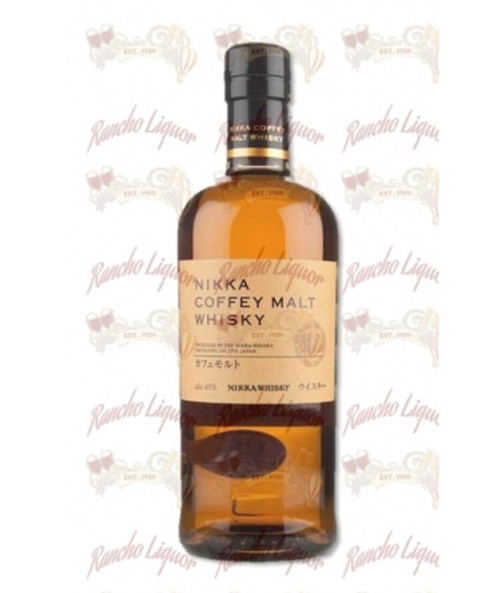 Nikka Coffey Malt Whisky 750mL